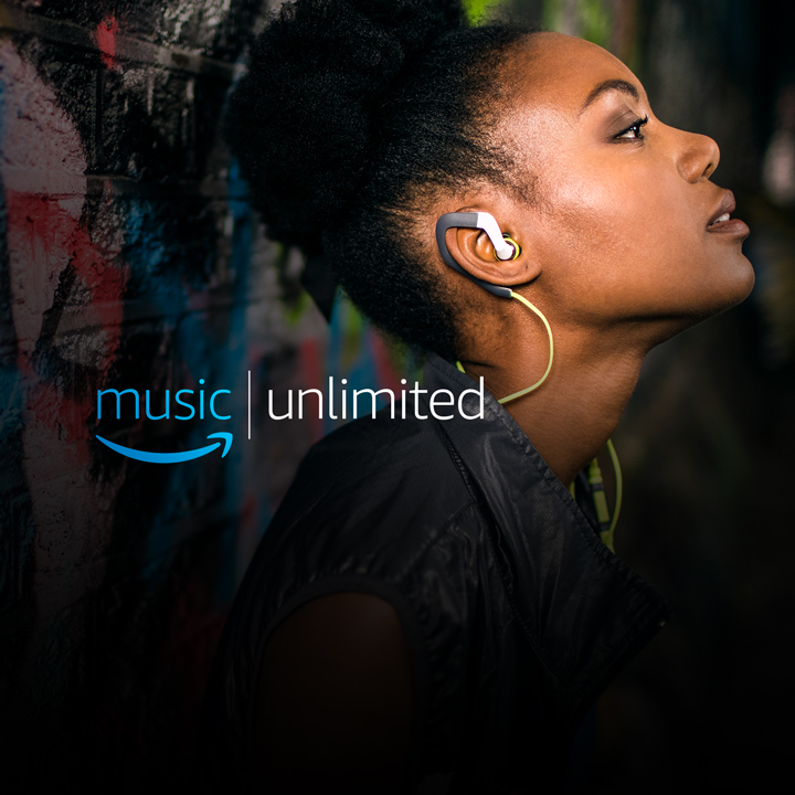Unlock more music with {b}Amazon Music Unlimited. With Amazon Music Unlimited, unlock 40 million songs and weekly new releases - exclusive Prime pricing