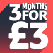Amazon Music Unlimited Family Plan | 3 months for £3 | Six accounts. 40 million songs.