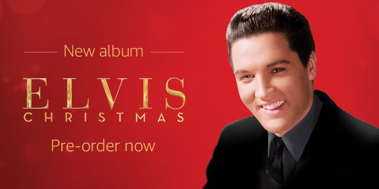 Preorder: Christmas with Elvis