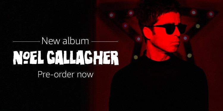 Noel Gallagher Preorder