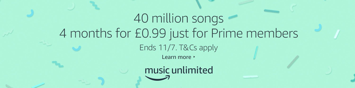 Amazon co uk: Play Amazon Music for a chance to win an