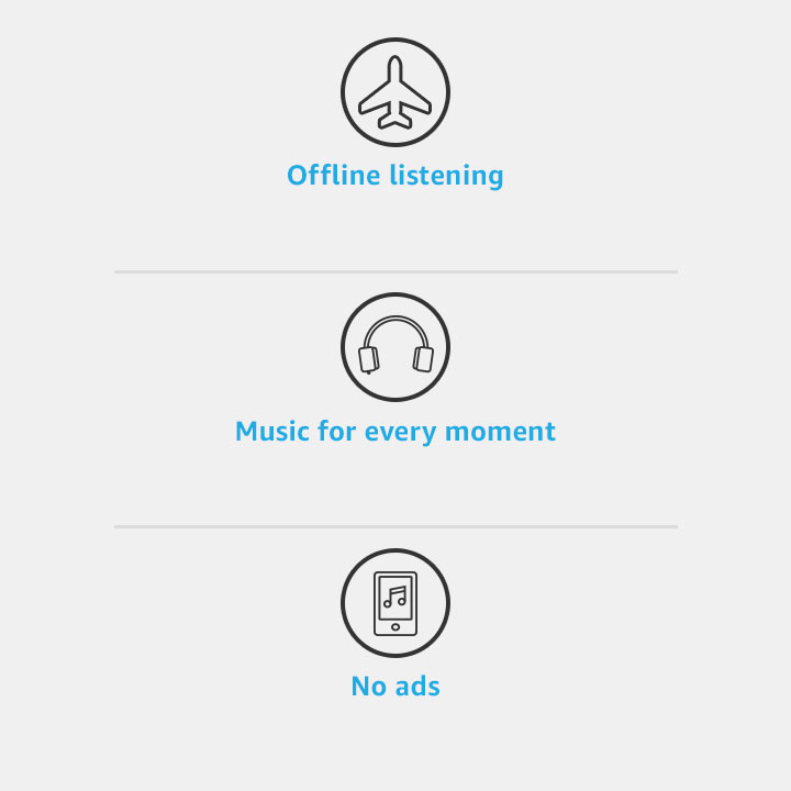 Amazon Music Unlimited for Students