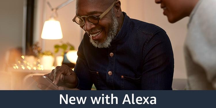 New with Alexa