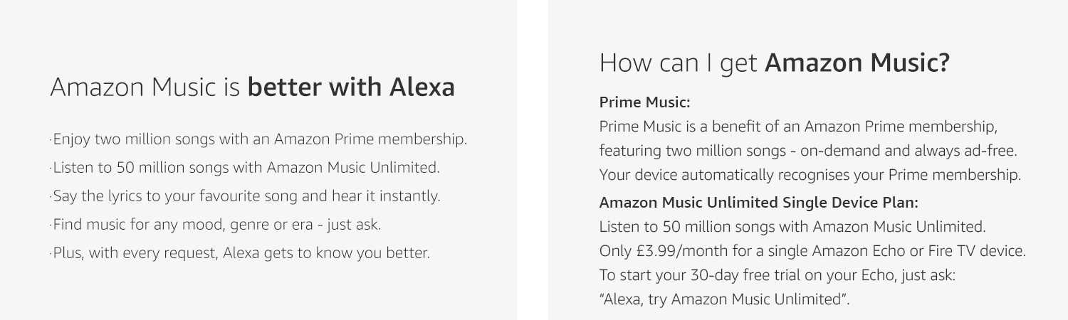 Amazon prime music vs unlimited uk