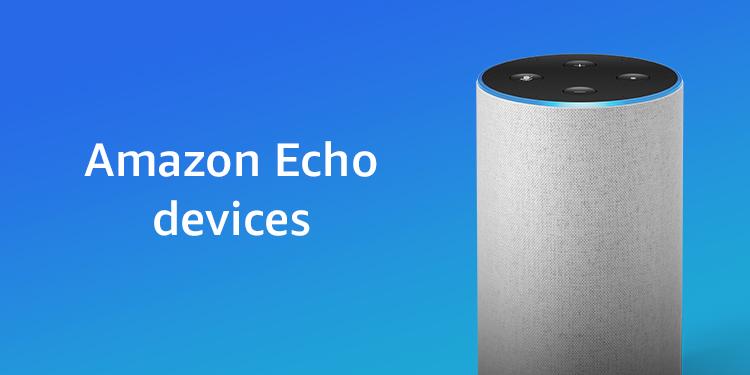 Amazon Echo Family devices