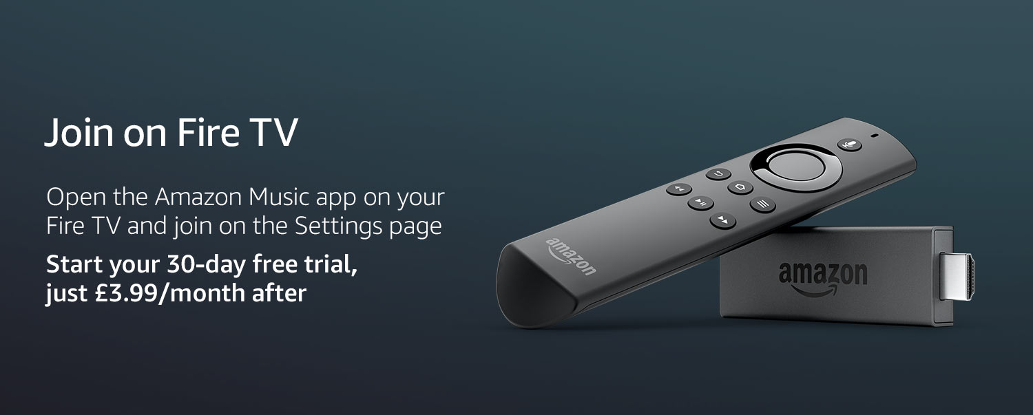 Join on Fire TV