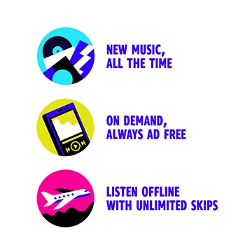 50 million songs. Anywhere, anytime. Only £7.99/month for Prime members (Non-Prime price: £9.99/month)