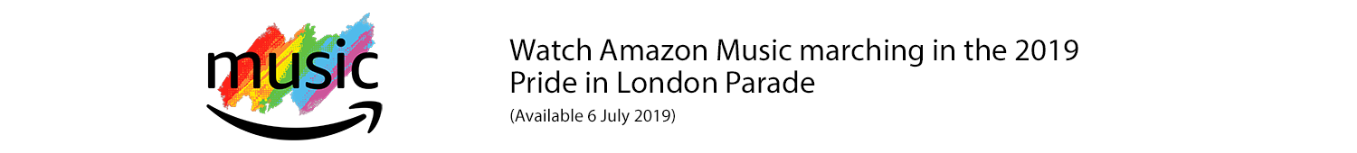 Amazon Music, Pride in London 2019