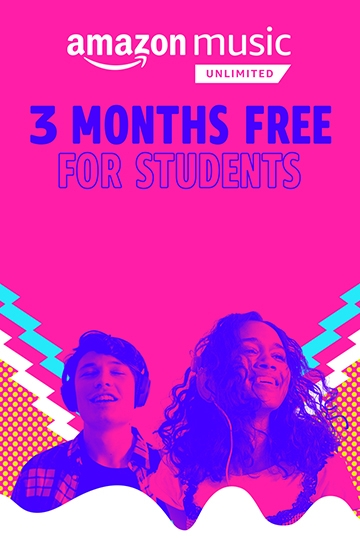 AMU for Student 6 months for £6 offer