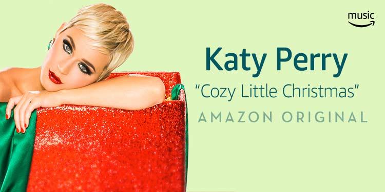 Katy Perry Christmas Track