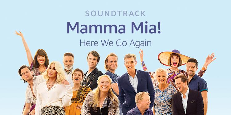 Mama Mia 2 OST