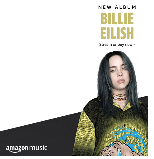 06c9d8e416 New album - Billie Eilish