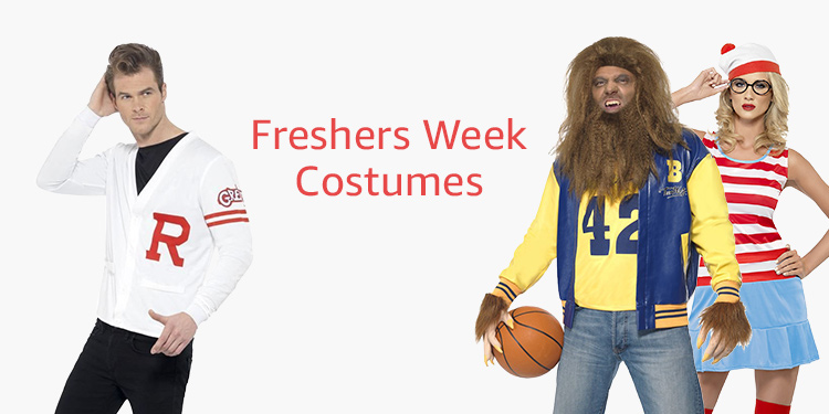 Freshers Week Costumes