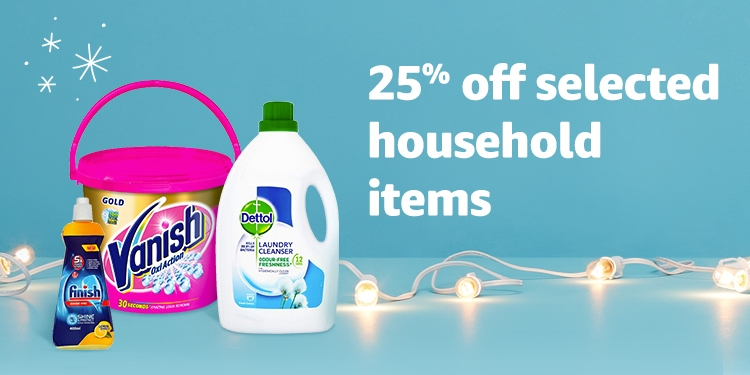 Households promotions