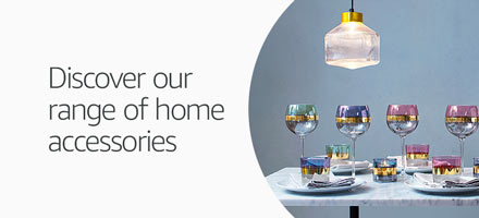 Discover our range of home accessories