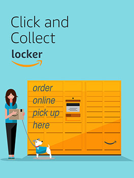 Click and Collect with Amazon Locker