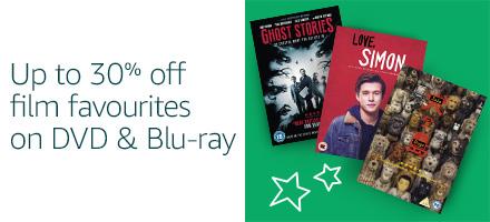 30% off film favourites