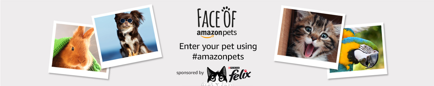 Face of Amazon Pets