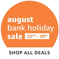 Shop all deals August Bank Holiday Sale