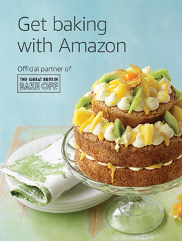 Get baking with Amazon