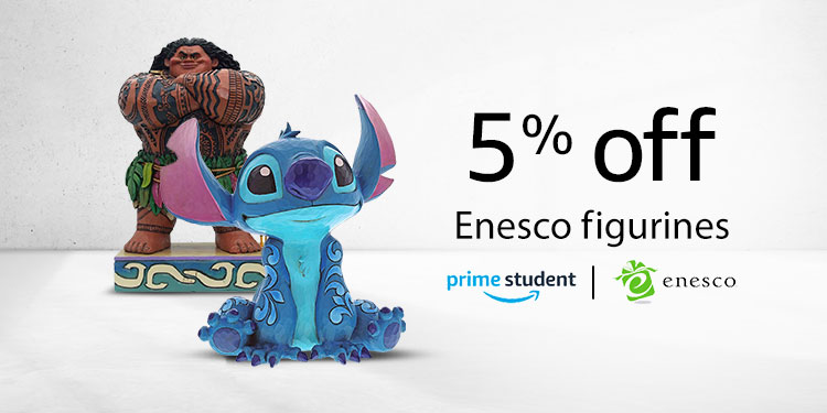 5% off Enesco figurines