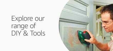 Explore our range of DIY & Tools