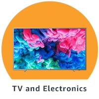 TV and Electronics Deals