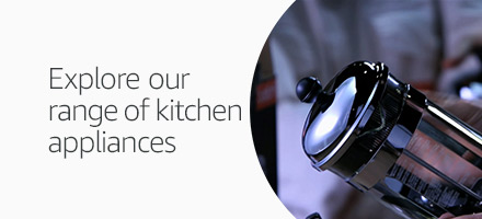 Explore our range of kitchen appliances