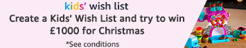 Kids' Wish List