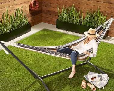 Outdoor equipment from our brands