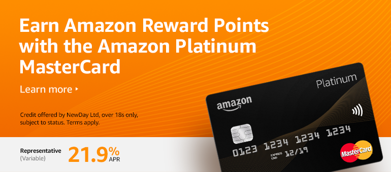 Amazon Platinum Mastercard