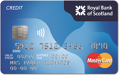 RBS Reward Credit Card