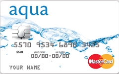aqua Purchase card