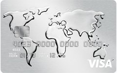 The Aquis Visa Credit Card