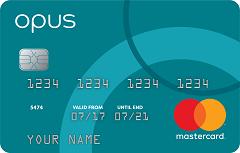 opus Classic Credit Card