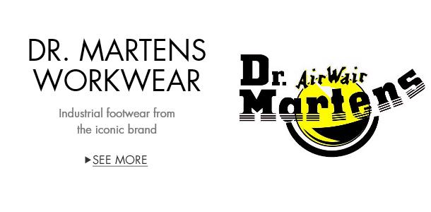 Dr Martens: Work & Safety Footwear