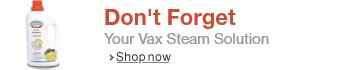 Vax Carpet Solution