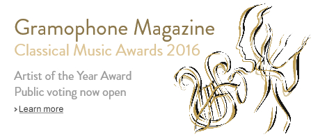 Gramophone Artist of the Year voting