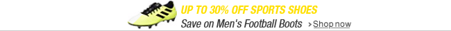 Save on Men's Football Boots