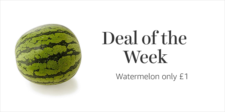 Deal of the Week-- watermelon £1