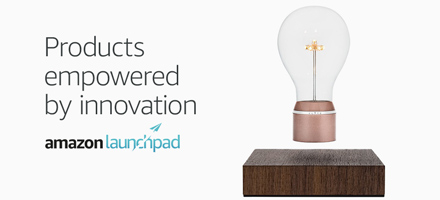 Amazon Launchpad: Products empowered by innovation
