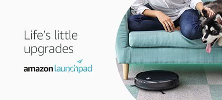 Amazon Launchpad: Life's little upgrades