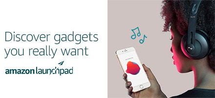 Amazon Launchpad: gadget gifts