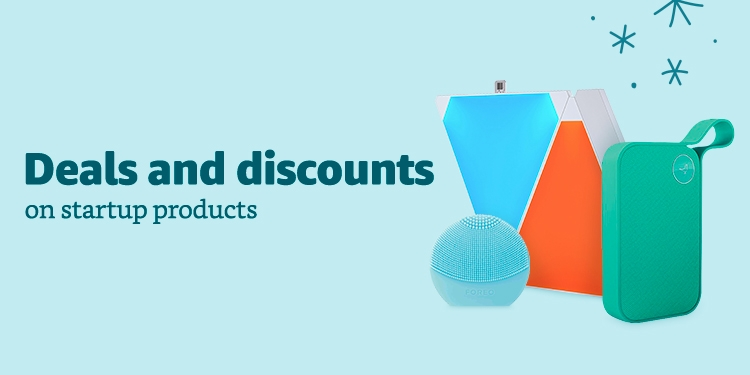 Amazon Launchpad Deals and Discounts