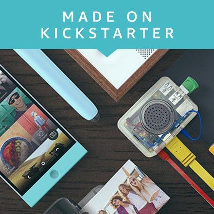 Made on Kickstarter