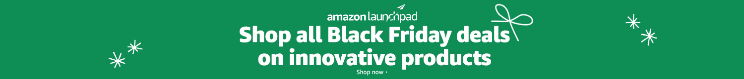 Amazon Launchpad: Black Friday Deals