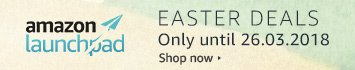 Amazon Launchpad Easter Deals