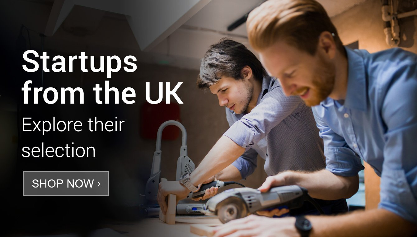 Amazon Launchpad: Startups from the UK