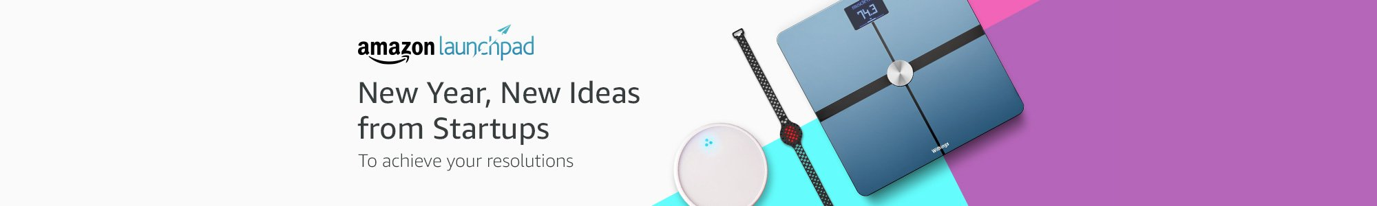 New Year New Ideas from Startups