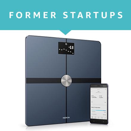 Former startups